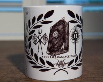 Miskatonic University – Cthulhu Inspired Mug