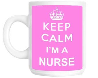 Nurse Novelty Gift Mug SHAN233