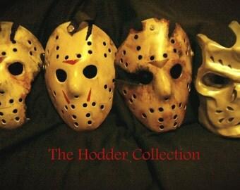 Friday the 13th hockey mask