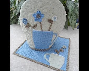Teapot warmer set