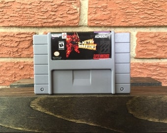 Metal Warriors - Super Nintendo (SNES)