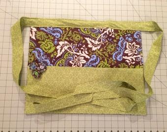 Half Apron with Pockets