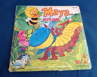 Book drive MAYA the bee Vintage