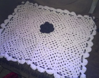 gothica baby blanket
