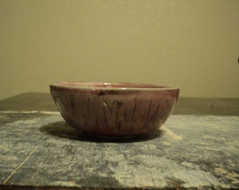 Tiny Red Bowl