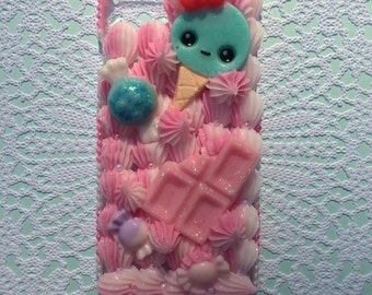 Sweets inspired iphone 6 plus case