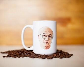 Larry David Mug