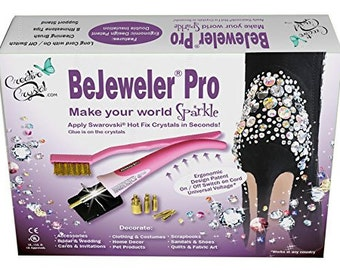 BeJeweler Pro Classic Hot Fix Tool~Swarovski By Zipperstop