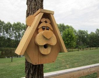 Bear Bird House