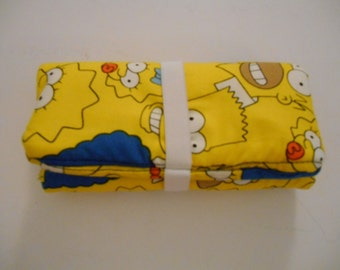 Simpsons Pipe Pouch
