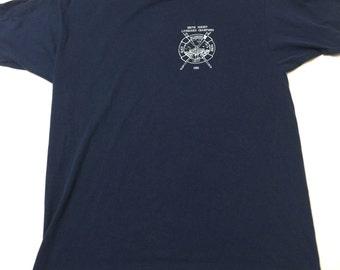 Vintage South Jersey Lifeguard Champions Wildwood Beach Patrol 1985 T Shirt New Jersey
