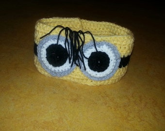 Minion haarband
