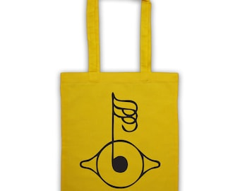 like BJORK biophilia style tote bag, shopper bag for life, different colours, alternative music, iceland