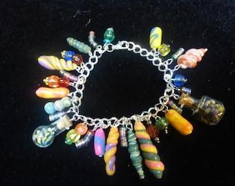 Handmade Sweet Charm Bracelet