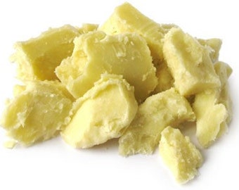 100% Natural Unrefined Shea Butter 4 oz, 2 oz, raw butter