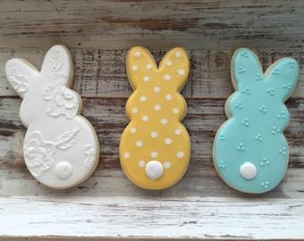 Bunny Cookies (1 dozen)
