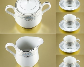 Teacup Candle Set