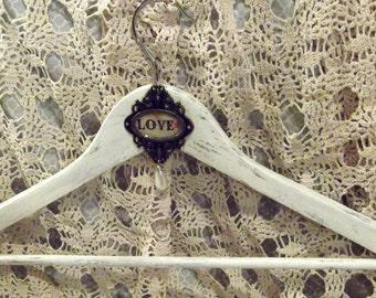 Wooden Bridal Hanger