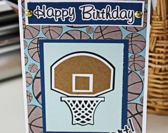 nba birthday card  etsy, Birthday card