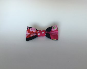 Tea Party Hairbow