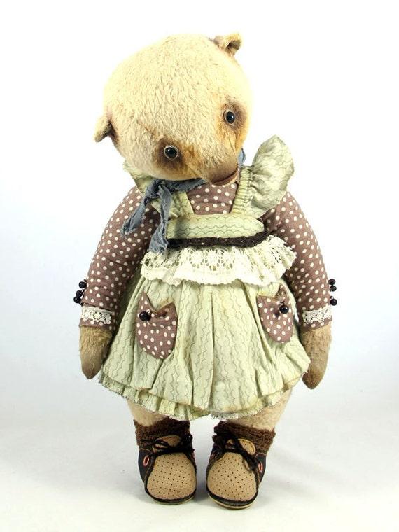 Teddy bear Dunya