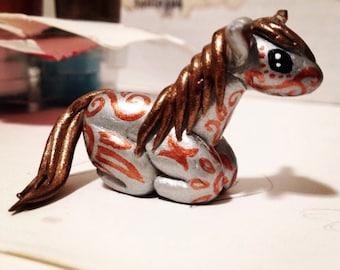 Custom Miniature Unicorn Sculpture