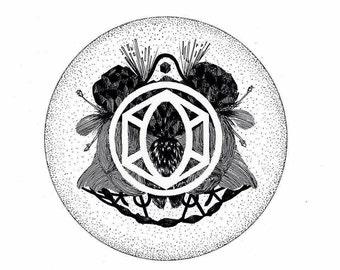 Black Circle #6