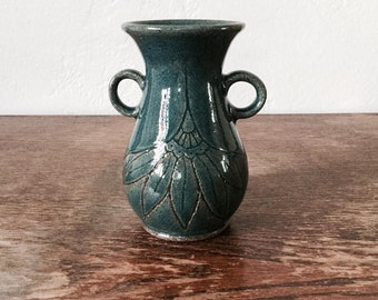 Blue Bud Vase