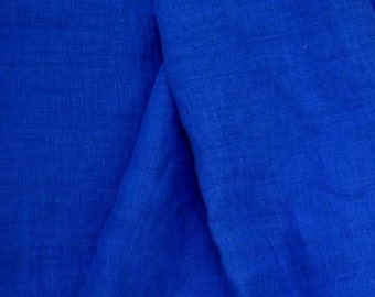 BLUE European Softened Linen