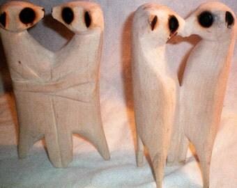 Handmade Meerkat