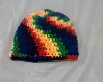 Multi Color hat