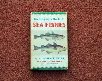 The Observer's Book of Sea Fishes