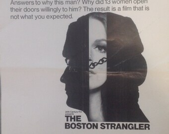 The Boston Strangler Press book