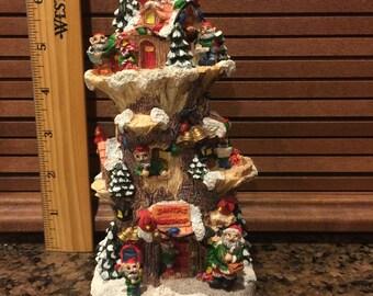 Santas Workshop by Jaimy