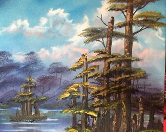 Swamp Sanctuary
