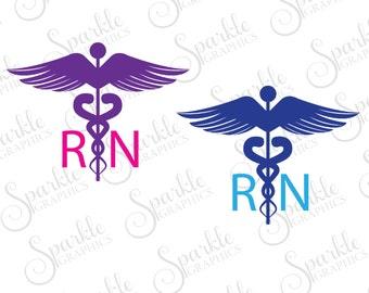 Rn logo | Etsy