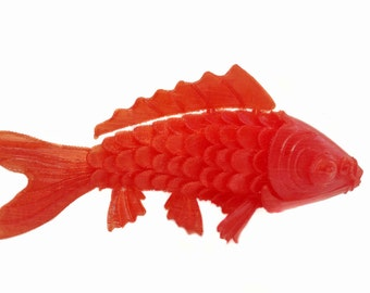 3d printed koi fish