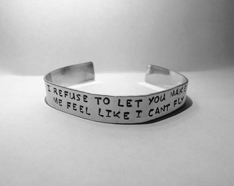 Stamped Bracelet - Personalized