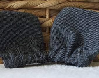 New born baby mittens