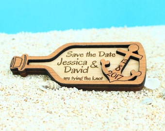 Anchor save the date | Etsy