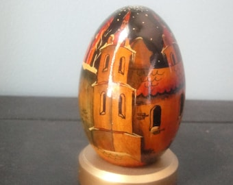 Russian Egg from Minsk 1995