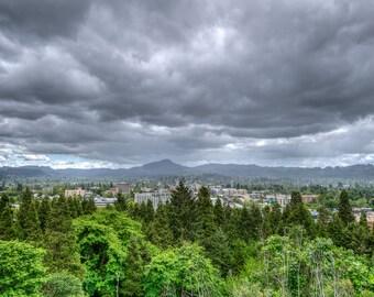 A Rainy Oregon Day