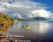 Kaneohe Bay Rainbow