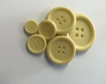 Handmade chocolate buttons, wedding favours, birthday gift