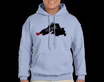 Lake Superior Home Hoodie