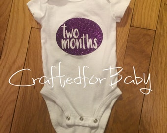 Two Month Baby Onesie