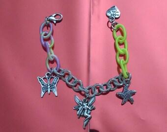 Baby bracelet and girl