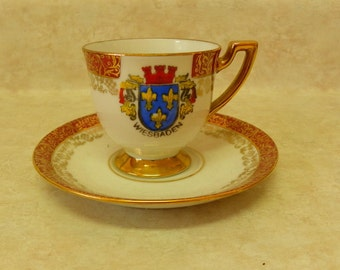 KHM Savaria Tea Cup and Saucer