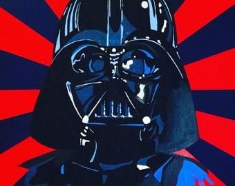 Vader Pop Art