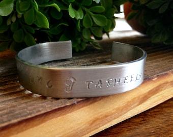UNC Tarheel Bracelet